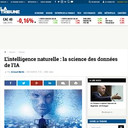 L'intelligence naturelle : la science des données de l'IA