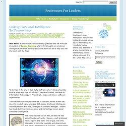 Linking Emotional Intelligence to Neuroscience
