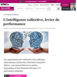 L'intelligence collective, levier de performance
