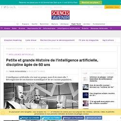 Le fabuleux destin de l'intelligence artificielle : retour sur 60 ans d'Histoire - Sciencesetavenir.fr