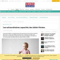 l'intelligence des bébés en vidéo - Sciencesetavenir.fr