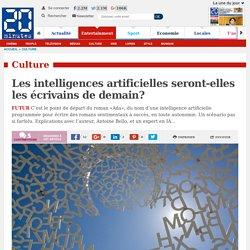 Les intelligences artificielles seront-elles les écrivains de demain?