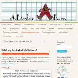 Les intelligences multiples Archives