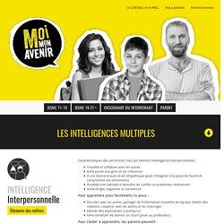 Les intelligences multiples - Moi mon avenir