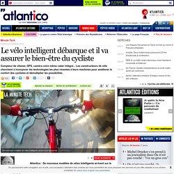 Le vélo intelligent débarque et il va assurer le bien-être du cycliste