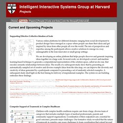 Intelligent Interactive Systems Group