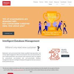 Intelligent Data Management Solution