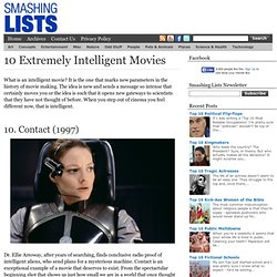 Intelligent Movies