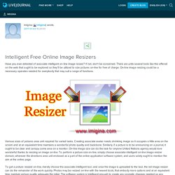 Intelligent Free Online Image Resizers: imigina