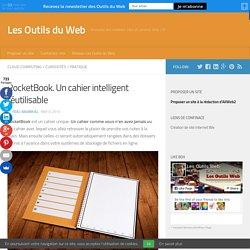 RocketBook. Un cahier intelligent réutilisable