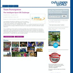 The Intelligent Sport® UK Challenge