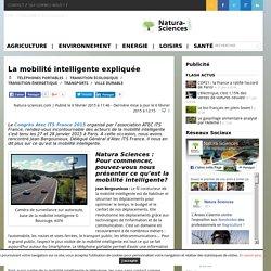 La mobilité intelligente expliquée