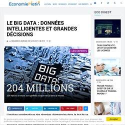 Le Big Data : données intelligentes et grandes décisions