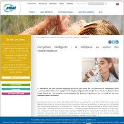 Compteurs intelligents : la télérelève au service des consommateurs Compteurs intelligents : la télérelève au service des consommateurs