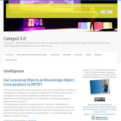 intelligenza Archivi - Catepol 3.0