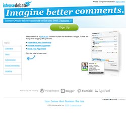 comments enhance and encourage conversation on your blog or website