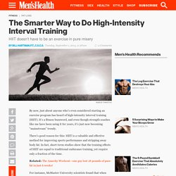 The Best Way to Do High-Intensity Interval Training