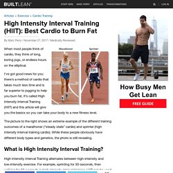 High Intensity Interval Training (HIIT): Best Cardio to Burn Fat