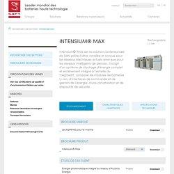 Intensium® Max