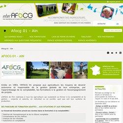 Inter-AFOCG : : Afocg 01 - Ain