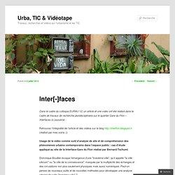 Urba, TIC & Vidéotape