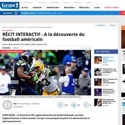 RÉCIT INTERACTIF - A la découverte du football américain