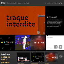 NFB/Interactive - National Film Board of Canada