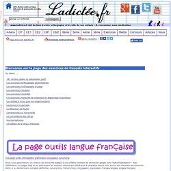 6ème 5ème 4ème 3ème les exercices de français interactifs - orthographe, conjugaison, analyse, vocabulaire