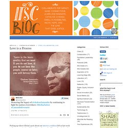 Interaction Institute for Social Change Blog