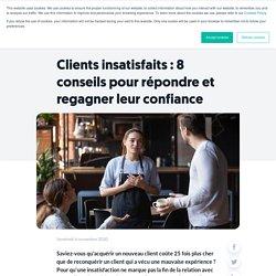 La solution de gestion des interactions pour fidéliser les clients et améliorer l'expérience
