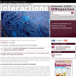 La responsabilité sociale des entreprises (RSE) - Interactions UTC, the research and innovation online magazine