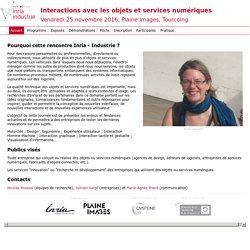 Interactions avec les objets et services numériques