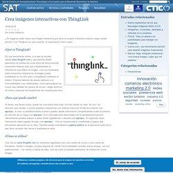 Crea imágenes interactivas con ThingLink