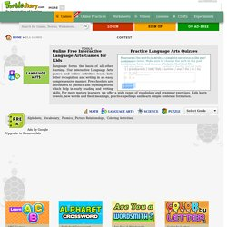 Free Online Fun & Interactive Language (ESL/EFL) Games For Children