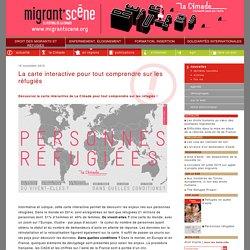 La carte interactive pour tout comprendre sur les réfugiés