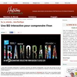 Une BD interactive pour comprendre l'Iran