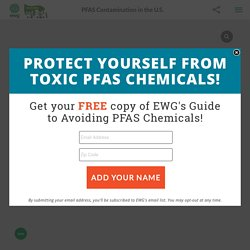 Interactive Map: PFAS Contamination Crisis: New Data Show 1,398 Sites in 49 States