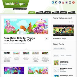 Bubble Gum Interactive- Fun Online Virtual Worlds for Kids
