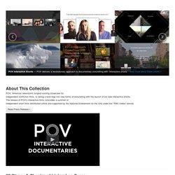 Interactive Documentary Shorts