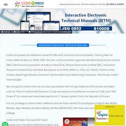 S1000D Developers / Code and Pixels Interactive Technologies Pvt Ltd