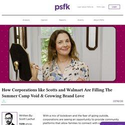 How CAMP is Enabling Summer Fun Online Through Interactive Digital Entertainment