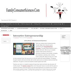 Interactive Entrepreneurship