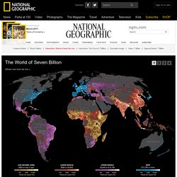 Interactive - National Geographic Magazine - StumbleUpon