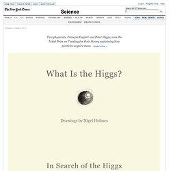 What Is the Higgs? - Interactive Graphic
