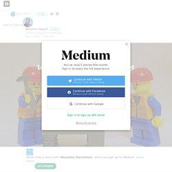 Les outils de création interactive #2 — Interactivité & Transmedia