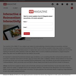 How Interactive Ebooks Engage Readers and Enhance Learning