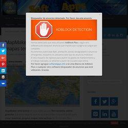 Crea gratis mapas temáticos interactivos - E