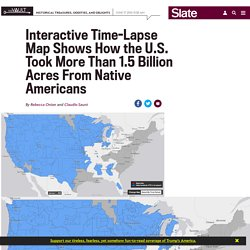 Interactive map: Loss of Indian land