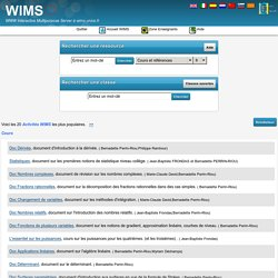 WWW Interactive Multipurpose Server