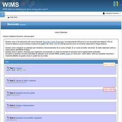 WWW Interactive Multipurpose Server